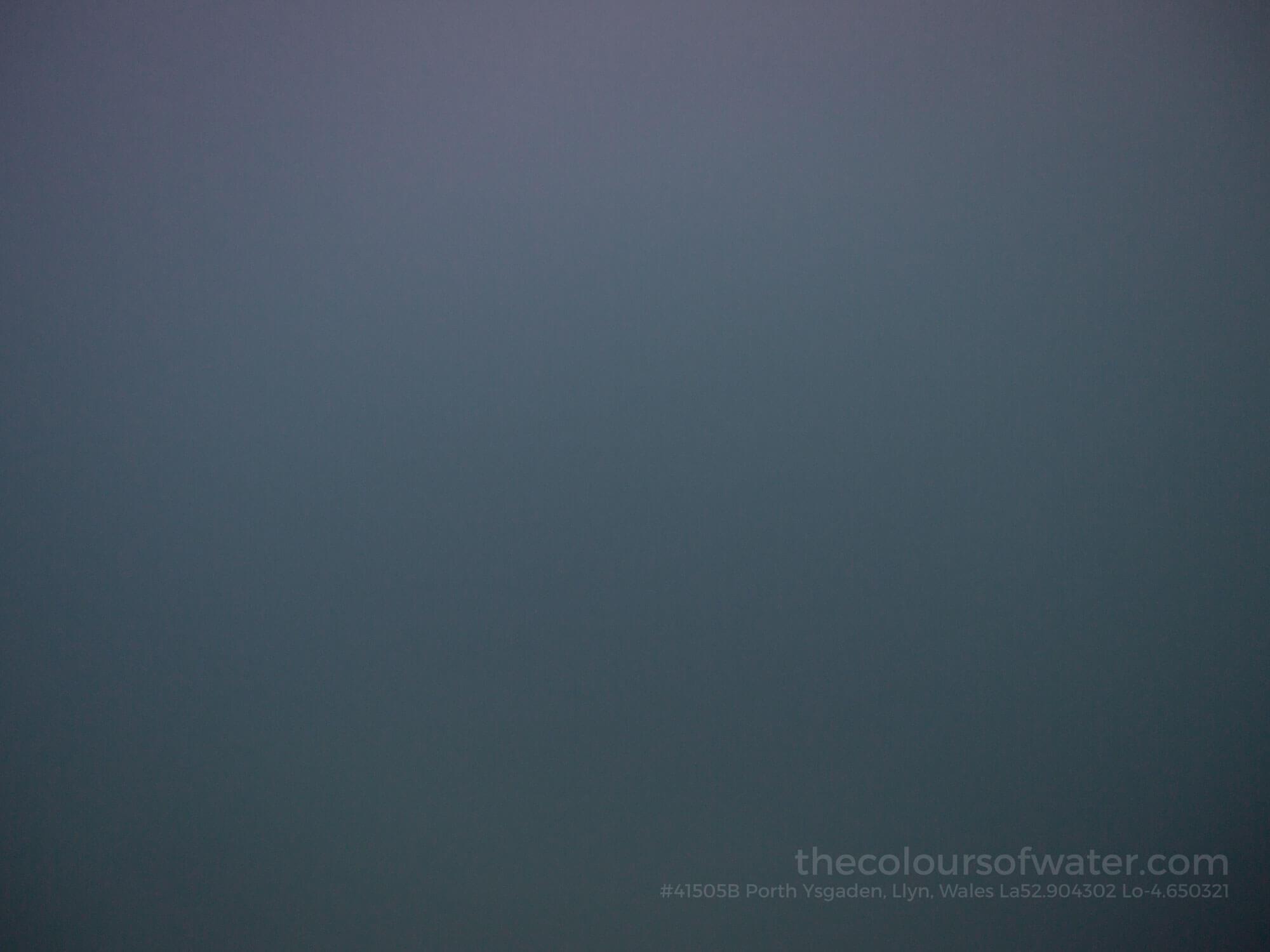 Porth Ysgaden Colour of Water Llyn Peninsula Wales