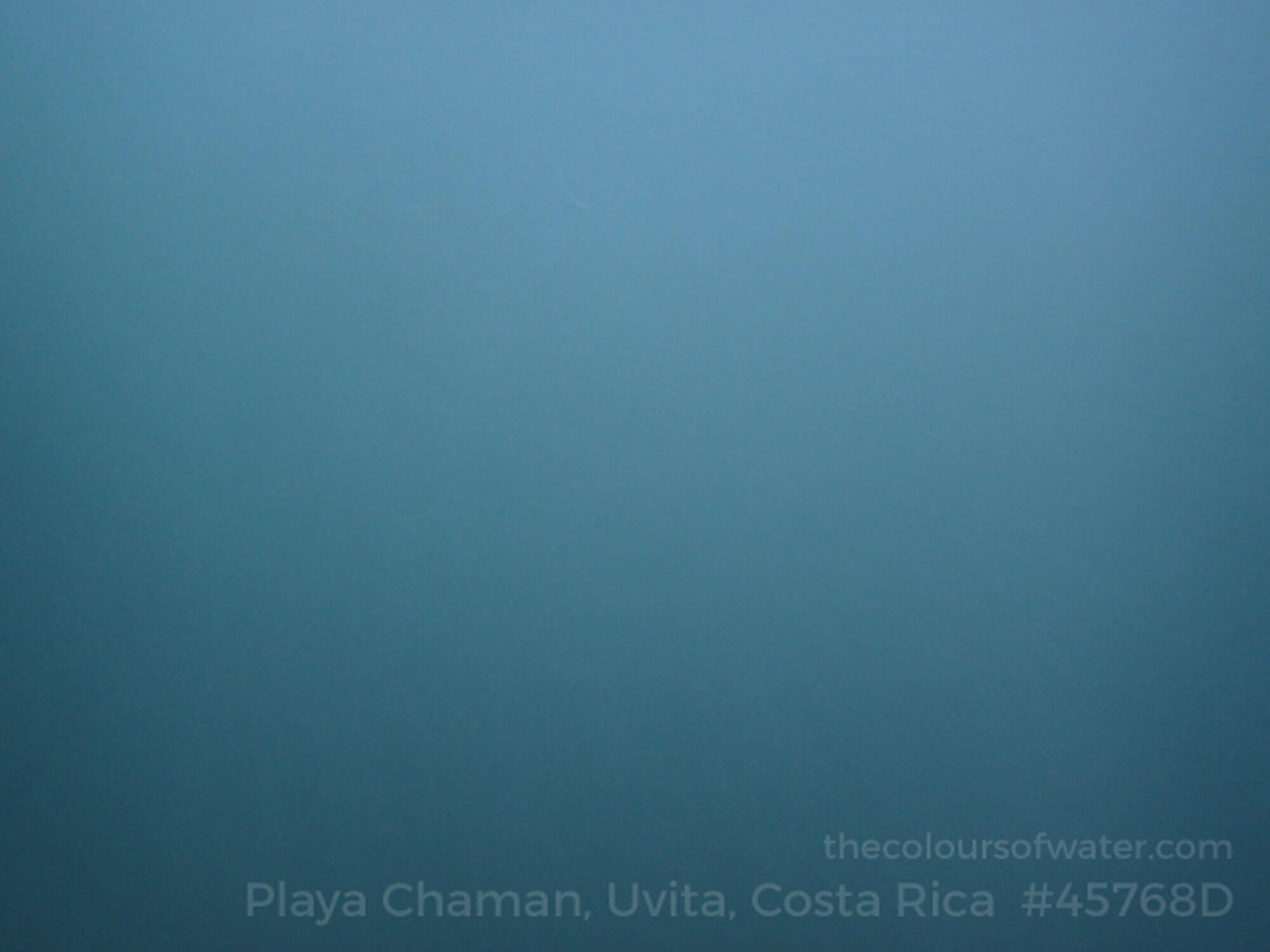 Playa Chaman, Uvita, Costa Rica Colour of Water